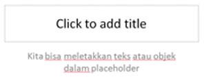 gambar addtitle powerpoint