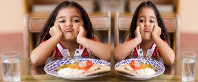 gambar anak susah makan