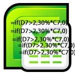 Cara Penggunaan Fungsi If Pada Microsoft Excel 2007