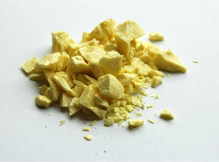 gambar sulfur