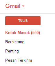 cara kirim pesan lewat lewat email