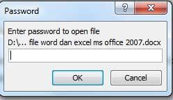 gambar password word