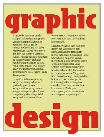 gambar graphic design