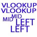 Cara Menggunakan Rumus VLOOKUP, MID, LEFT di Microsoft Excel
