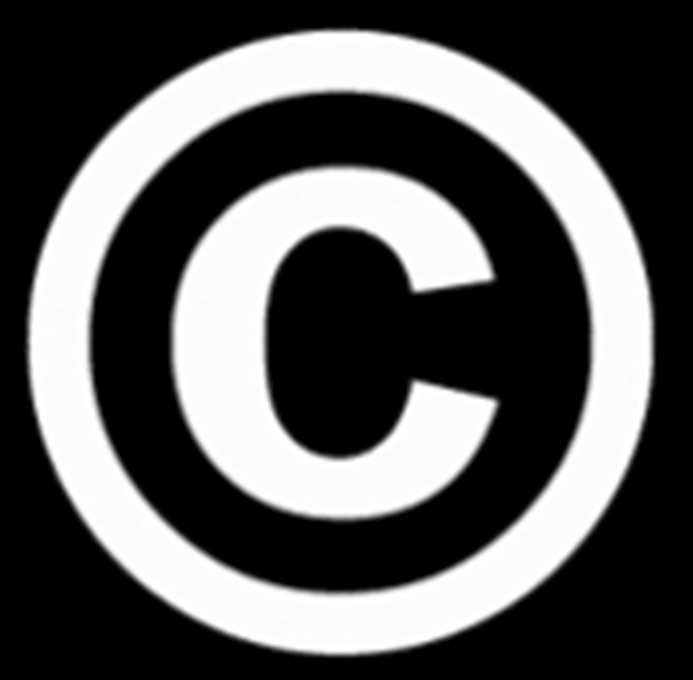 gambar copyright etika profesi