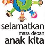 poster anti rokok selamatkan anak