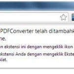 Menyimpan Halaman Web Menjadi PDF