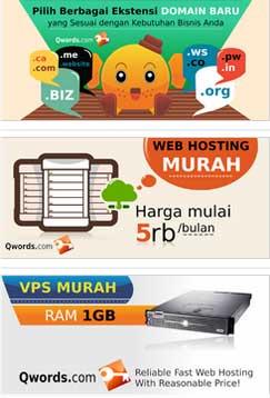 hosting domain murah berkualitas terpecaya indonesia