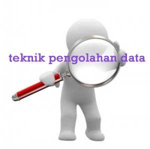 gambar teknik pengolahan data