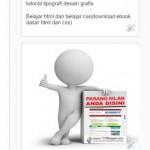 Cara Daftar dan Pasang Iklan PPC Blogger