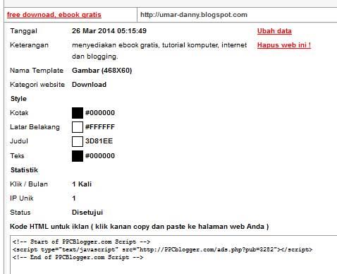 gambar kode html ppcblogger