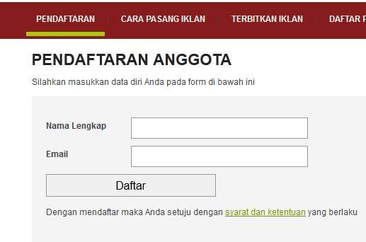 gambar form pendaftaran ppcblogger