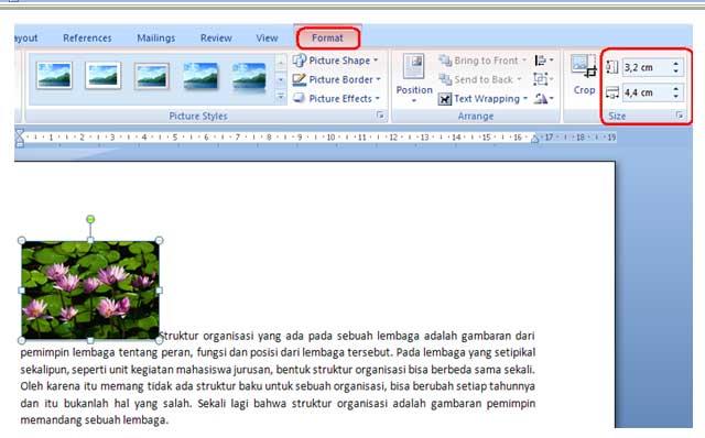 edit ukuran gambar