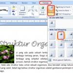 Cara Menyisipkan Gambar di Microsoft Word 2007