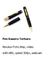 jual pen kamera online