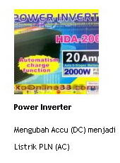 jual power inverter online