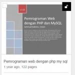 2 Buku Gratis Bahasa Pemrograman Web dengan PHP dan MySQL Terbaik