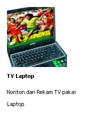 jual tv laptop online
