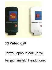 jual 3G video call online