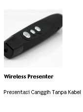 jual wireless presenter online