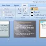 Cara Menggunakan Multiple Themes Dalam Satu Presentasi