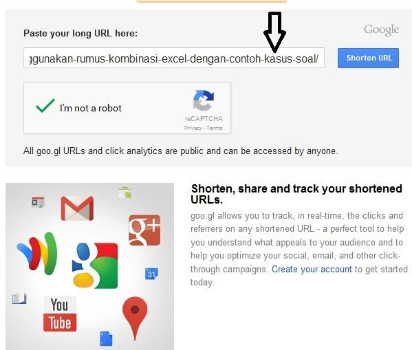 shortner-url-google