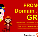 promo domain murah dari qwords