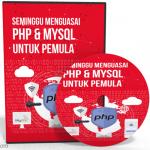 cover dvd php dan mysql